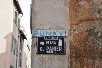 Rue du Punk.
