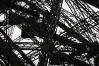 Eiffel Tower mess.