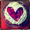 Love cake.
