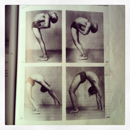 Guruji knows it. Urdhva Dhanurasana.