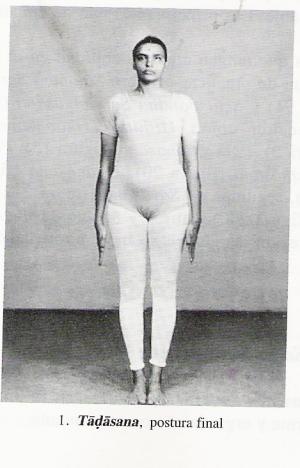 Tadasana, Geeta Iyengar.